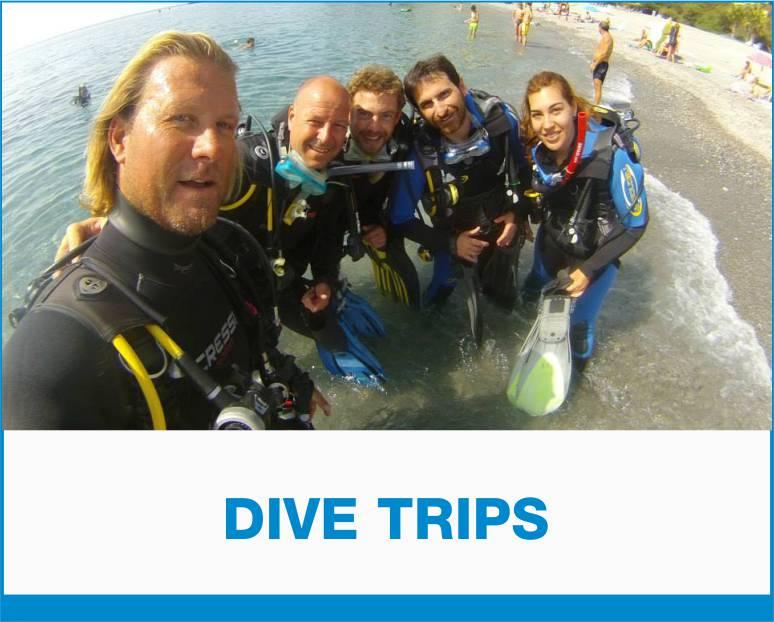 DIVE TRIPS AZUL